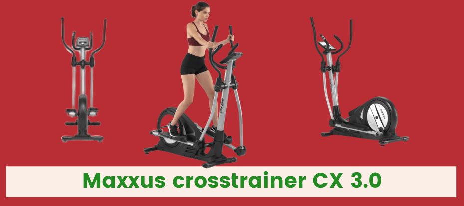 Maxxus crosstrainer CX 3.0 kopen