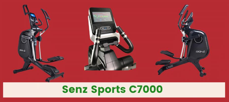 Senz Sports C7000 review