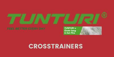 Merken crosstrainers - Tunturi crosstrainer kopen